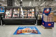 lattiatarramainonta kaupassa mainostaminen mainos myymälässä yhteistyömyymälä